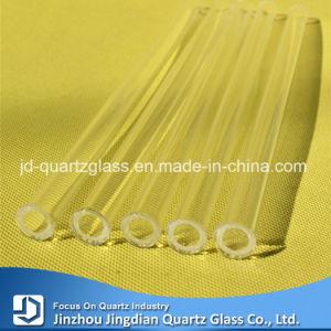 Vente à chaud du verre de quartz à infrarouge du tube de chauffage