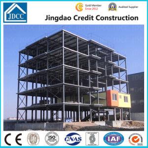 Jdccのプレハブの鉄骨構造のホテル