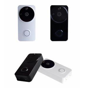 accesso rapido del video campanello della batteria di 720p WiFi da Smartphone