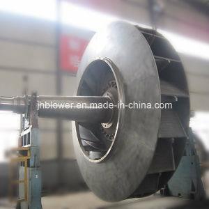 Rotor del ventilador para ventilador centrífugo