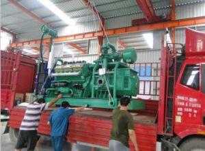 販売のための中国の工場100kw Biogasの発電機セットの発電機