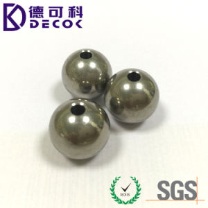 Fabbrica Supplied 2mm Small Hole Drilled Steel Ball