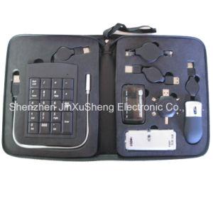 Chaud 8 en 1 USB, Ensemble Cadeau Voyageur