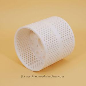 Refractarios de alta precisión resistente a altas temperaturas cerámica alúmina