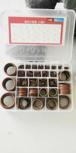 O-Ring Hersteller-gute Qualitätskundenspezifischer Brown-Viton