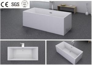 Vasche Da Bagno Quadrate : Quadrato in fibra di vetro con resina bagno vasca freestanding