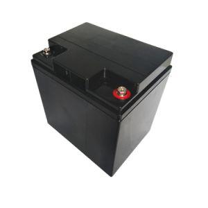 12V 100Ah recargable de litio fosfato de hierro LiFePO4 Pack de batería solar