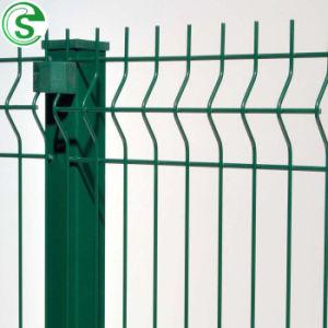 Le fil soudé jardin/parc d'usine/3D Escrime incurvée