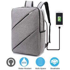 Mode OEM Leisure Travel Sport Chargeur USB de l'iPad Sac à dos pour ordinateur portable sac pour ordinateur