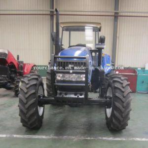 La alta calidad Dq1304 130CV 4WD Chasis grande pesado Tractor agrícola con ruedas de la agricultura para la venta
