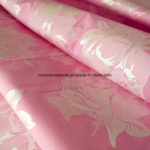 폴리에스테 또는 Cotton50/50 140GSM 진주 가정 직물을%s 분말에 의하여 인쇄되는 아래로 증거 직물