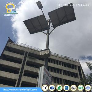 工場価格6-8mの30-60W LEDライトが付いている太陽街灯