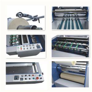 Laminatore semiautomatico della casella di carta di Yfmb-920b/1100b/1200b