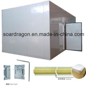 Isolamento sala fria para o armazenamento de produtos hortícolas