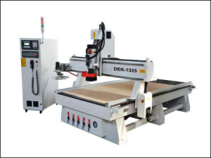 Bester Preis-ATC CNC-multi Prozessfräser für hölzerne Möbel, MDF in China