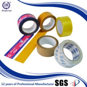 BOPP Cinta de embalaje para el sellado de cajas con certificado SGS