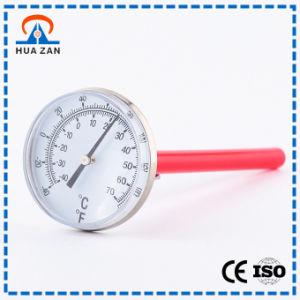 Calibro di pressione e di temperatura di combinazione di Multitype dell'acciaio inossidabile