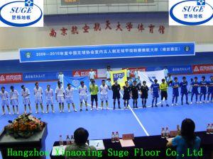 Pavimentazione di collegamento dell'interno di sport di vari colori