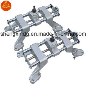 Aprovado pela CE Adaptador do Suporte da Roda de Fechamento da RIM para alinhamento de rodas 3D WA003