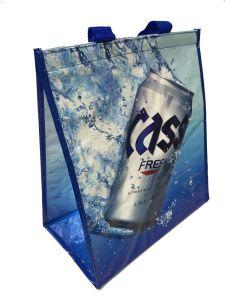 Environmental Friendly étanche réutilisable PP tissés sac sac du refroidisseur de vin