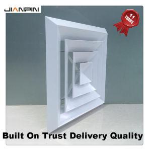 De Vierkante Verspreider van uitstekende kwaliteit van het Plafond van 4 Manier