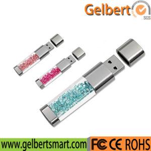 Belas jóias 4GB-64GB disco flash USB para presente de promoção