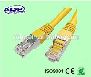 ADP медный кабель UTP разъема RJ45 или FTP Cat5e, CAT6 сетевой шнур исправлений провода