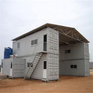 La iso de calidad y precio competitivo de la casa for Maison container green habitat