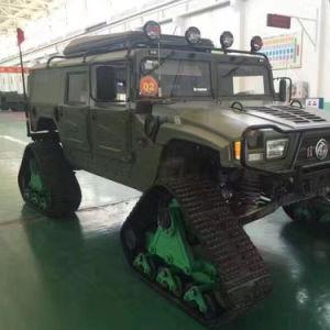 Sistema de rasto de borracha (PY-400A) para personalização do SUV