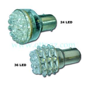 自動LEDランプ