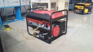 Las herramientas más inteligente portátil e7500FF generador de gasolina, 6500W.