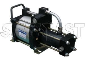 С пневматическим приводом газовых бустерных - STA02