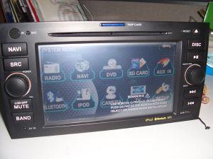 Car DVD Player (BN-D70CYN)