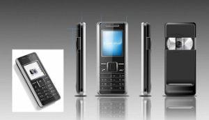 CDMA 450MHz Dual SIM Mobile Phone (CS6302)