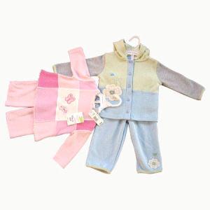 Coton 100% Comfortable Baby Wear (5B-1)