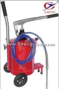 10L de la graisse avec la roue de la pompe à main (05071-B)