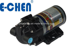 E-Chen 204 Series 400Diafragma gpd RO de Bomba Auxiliar - Auto de ferragem da bomba de água Reguladora de Pressão
