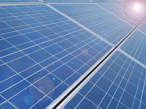Módulos solares de polipropileno de 220 W