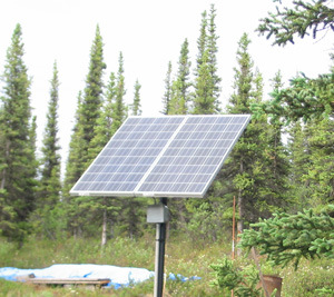 De Systemen van de ZonneMacht van Fpr van het zonnepaneel