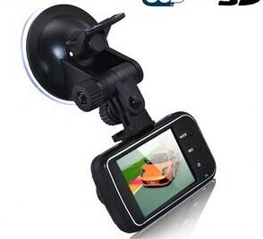 Alquiler de caja negra y alquiler de cámara de 2.4 pulgadas LCD Wide Dynamic Tecnología Zoom digital 4X Black Box