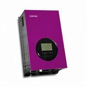 Инвертер солнечной энергии с помощью контроллера солнечной энергии солнечного зарядного устройства 1 квт (SMB-1K/1S)