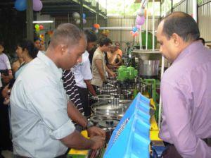 La création de nouvelles l'assistance usine