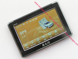 4.3 pouces avec système de navigation GPS de voiture Bluetooth (G4312)