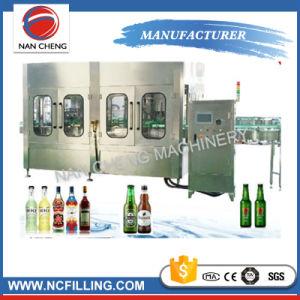 Volle automatische abgefüllte Bier-/Whisky/Brandy/Wine-Füllmaschine