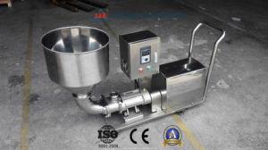 Edelstahl-Doppelschrauben-Pumpförderarbeit-Pumpe