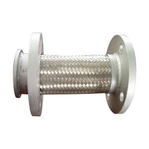 Tubo flessibile Braided dei soffietti SS304 inossidabile e tubo del metallo flessibile del acciaio al carbonio