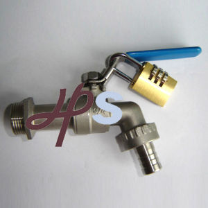 Ottone serratura bibcock con lucchetto ottone serratura for Scaldabagno idraulico con pex