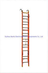 GS de verklaarde 35kv Rode Ladder van de Uitbreiding van de Kabel van de Glasvezel voor de Elektrische Werken