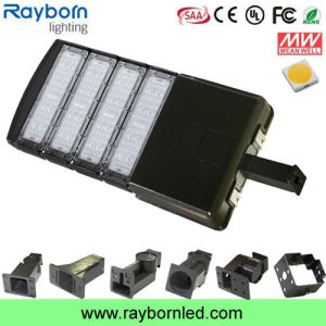 IP65 Водонепроницаемый светодиодный индикатор LED Shoebox столб флага лампа 200 Вт