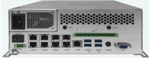 Sem ventiladores computador incorporado suporta Intel LGA 1151 Skylake soquete CPU